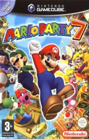 Boite de Mario Party 7