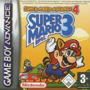Boite de Super Mario Bros 3 : Super Mario Advance 4
