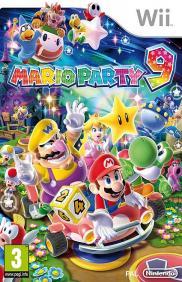 Boite de Mario Party 9
