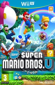 Boite de New Super Mario Bros U