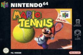 Boite de Mario Tennis