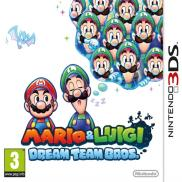 Boite du jeu Mario & Luigi : Dream Team Bros.