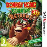 Boite de Donkey Kong Country Returns 3D