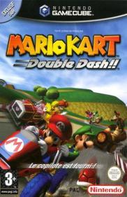 Boite de Mario Kart Double Dash !!