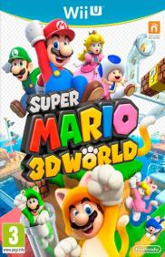 Boite de Super Mario 3D World