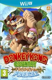 Boite du jeu Donkey Kong Country : Tropical Freeze