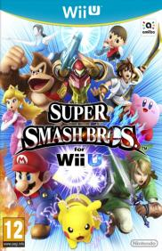 Boite de Super Smash Bros. For Wii U