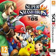 Boite du jeu Super Smash Bros. for Nintendo 3DS
