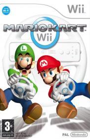 Boite de Mario Kart Wii