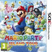 Boite de Mario Party: Island Tour