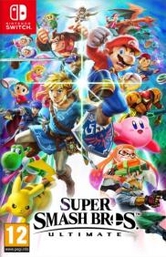 Boite du jeu Super Smash Bros. Ultimate