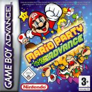 Boite de Mario Party Advance