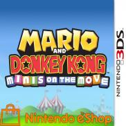 Boite du jeu Mario and Donkey Kong: Minis on the Move