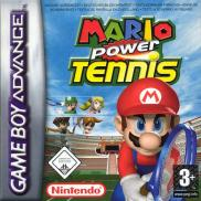Boite de Mario Power Tennis (GBA)