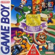Boite du jeu Game & Watch Gallery