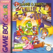 Boite du jeu Game & Watch Gallery 2