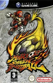 Boite de Mario Smash Football