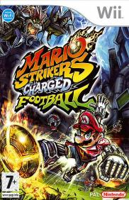 Boite du jeu Mario Strikers Charged Football