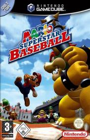 Boite de Mario Superstar Baseball