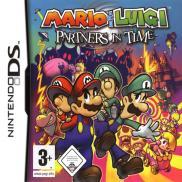 Boite de Mario & Luigi 2 : Les Frères du Temps