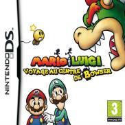 Boite de Mario et Luigi 3 : Voyage au Centre de Bowser