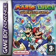 Boite de Mario et Luigi : Superstar Saga