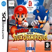 Boite de Mario et Sonic Aux Jeux Olympiques (DS)