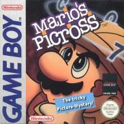 Boite de Mario's Picross