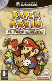 Boite de Paper Mario 2 : La porte Millénaire