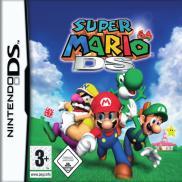 Boite de Super Mario 64 DS
