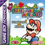 Boite de Super Mario Advance