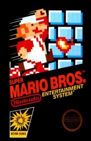 Boite de Super Mario Bros