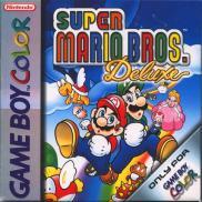 Boite de Super Mario Bros Deluxe