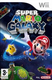 Boite de Super Mario Galaxy
