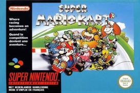 Boite de Super Mario Kart