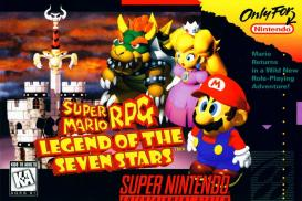 Boite de Super Mario RPG : Legend of the Seven Stars
