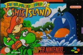 Boite de Super Mario World 2 : Yoshi's Island