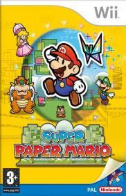Boite de Super Paper Mario
