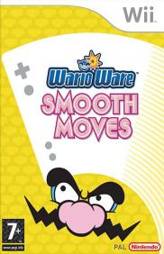 Boite de WarioWare: Smooth Moves