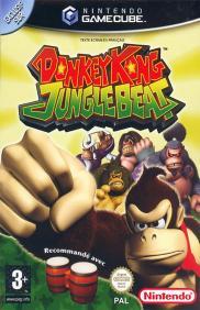 Boite de Donkey Kong Jungle Beat