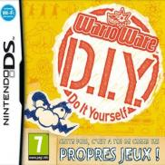 Boite du jeu WarioWare: Do It Yourself
