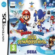 Boite de Mario et Sonic Aux Jeux Olympiques d'Hiver (DS)