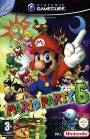 Boite de Mario Party 6