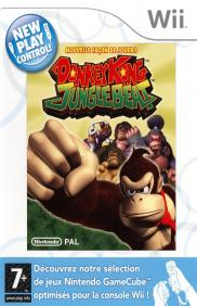 Boite de Donkey Kong Jungle Beat