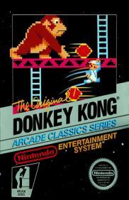 Boite de Donkey Kong