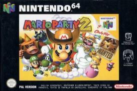 Boite de Mario Party 2