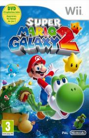 Boite de Super Mario Galaxy 2