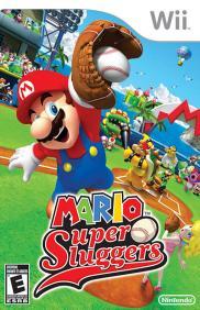 Boite de Mario Super Sluggers