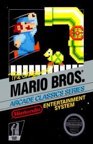 Boite de Mario Bros