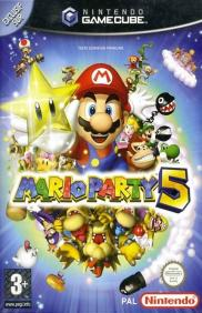 Boite de Mario Party 5